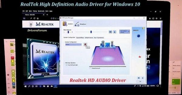 Audio Driver Realtek Windows 7 64 Bit - AUDIO BARU