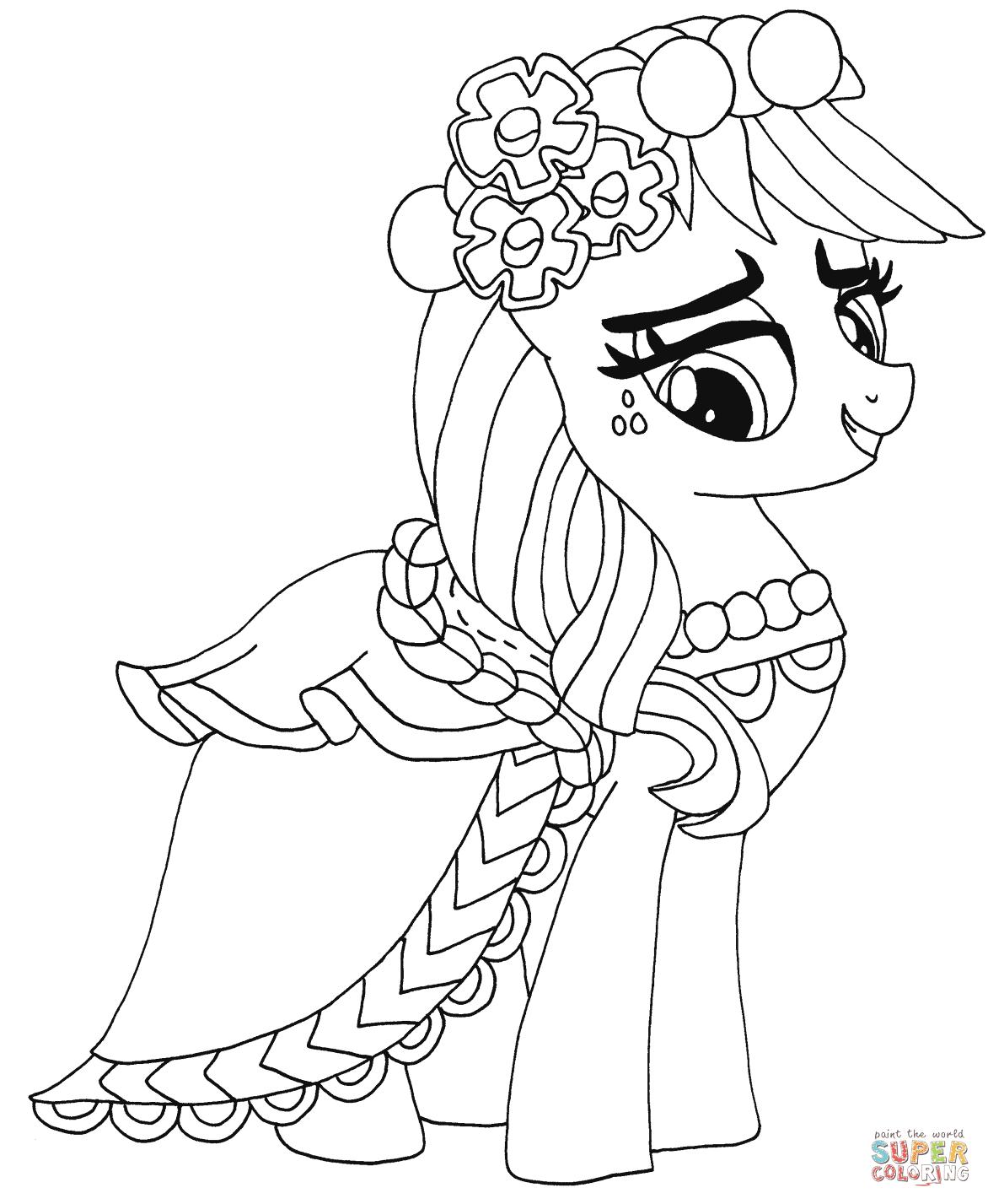 Klick das Bild My Little Pony Applejack