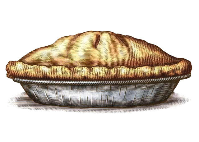 Steven Noble Illustrations: Apple Pie