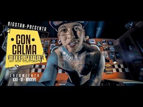 Stan MC -Con Calma ( video ) 2017 [ Colombia ]