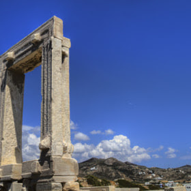 Apollon - Naxos by E Richard (emcyr90) on 500px.com