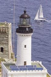 J/111 sailing Giraglia Rolex Cup off Italy & Monaco