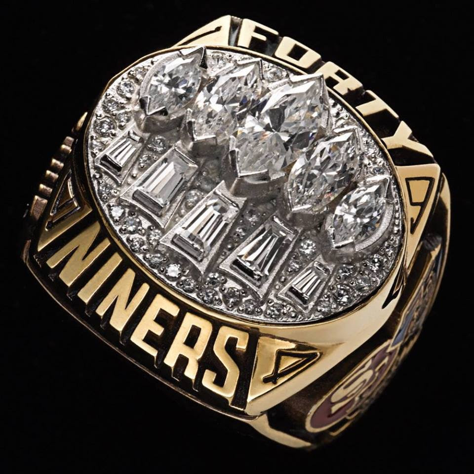 All 50 Super Bowl Rings