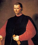 Machiavelli: going down