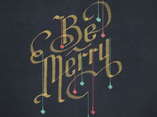 Be Merry by Christopher P. Cacho