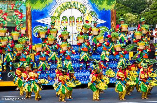 Zambales - Mango Festival