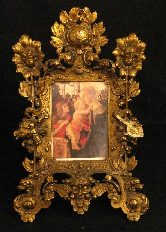 Antique Brass Frame For Sale Antiquescom Classifieds