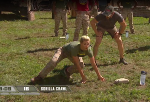 Image result for 22 minute hard corps gorilla crawl