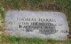 Thomas Eagles Harris