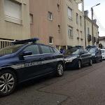 Esbarres   Un homme arrêté à la suite de violences familiales à Esbarres