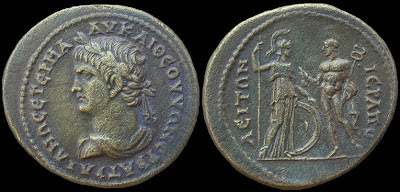 Phrygia, Hierapolis, ancient coins index with thumbnails