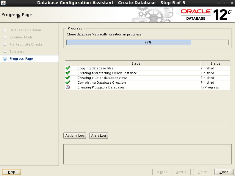 Oracle 12c RAC Install