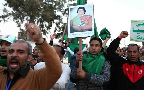 Libyans stand firm in defense of their revolution led by Muammar Gaddafi. US imperialism and its NATO allies have bombed the North African state since March 19, 2011. by Pan-African News Wire File Photos