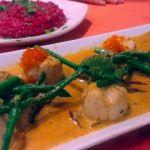 מסעדת אבראג' דגים ופירות ים