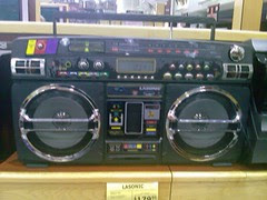 """The ugliest """"radio"""" I have ever seen..."""