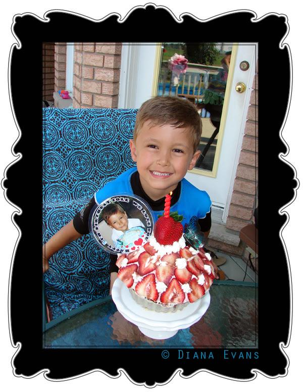 Huge Cupcake