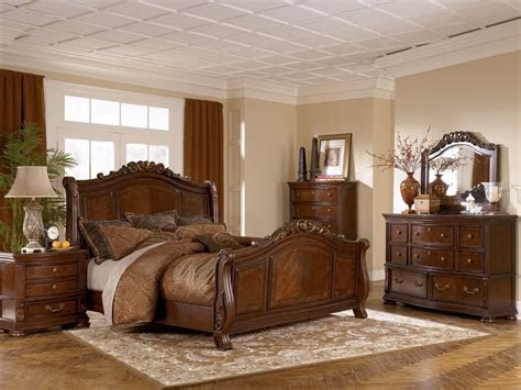 bedroom fill  home  elegant ashley furniture