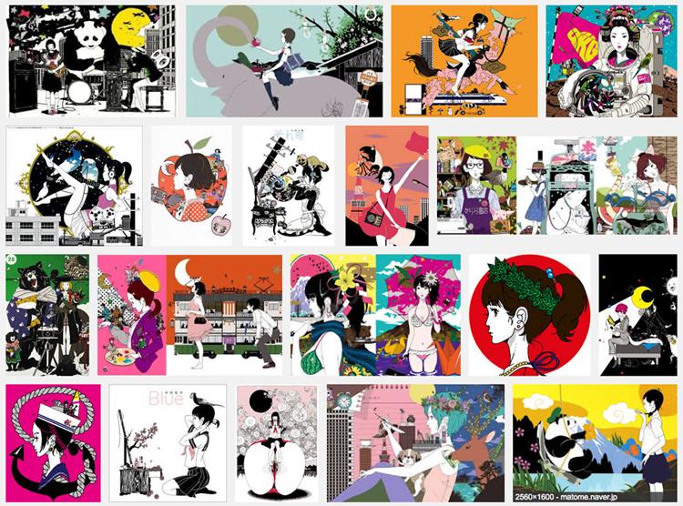 スタッフブログ デザインに関わる人は是非読んで欲しい中村佑介さんの
