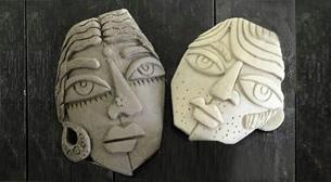 Seramik Maske Biletleri