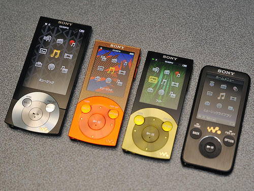 Sony Walkman Music Player