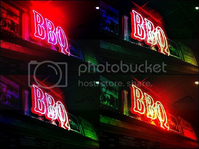 barbecue sign photo