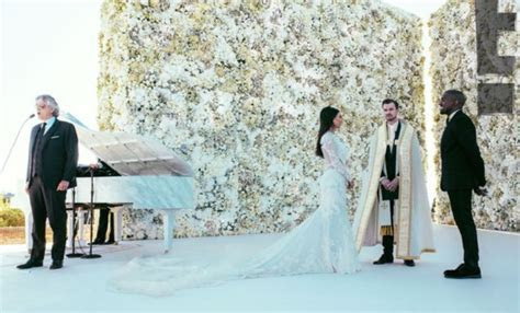 New Photos Released from Kim and Kanye?s Wedding [PHOTOS