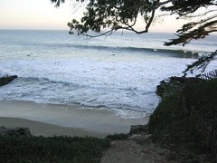 West Cliff, Santa Cruz