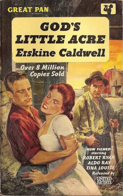 أرض الله الصغيرة - الكتب الاكثر مبيعا في التاريخ