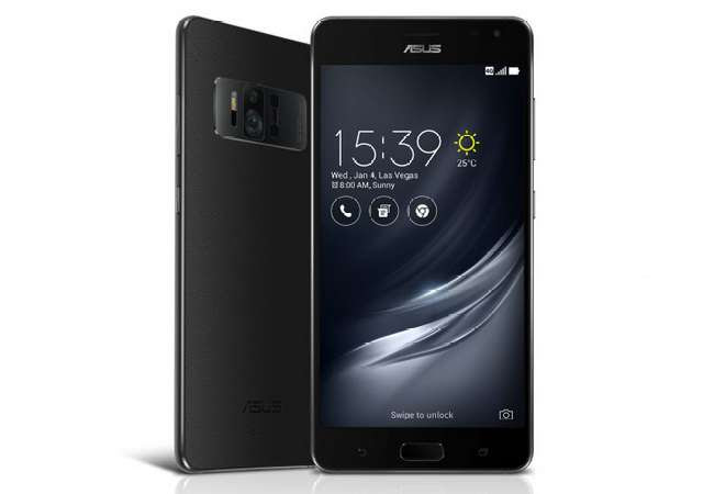 Asus ZenFone AR with 8GB RAM, Quad Cameras Introduced in India