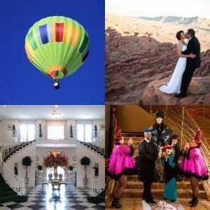Unique Locations for Wedding or Vow Renewal Ceremonies in