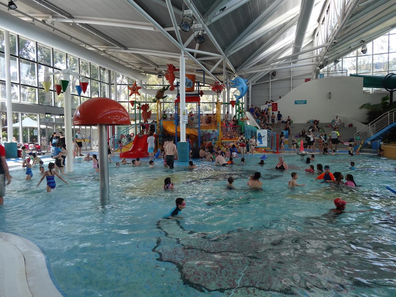sydney olympic park aquatic centre water playground_