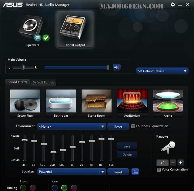 realtek drivers download windows 7 64 bit