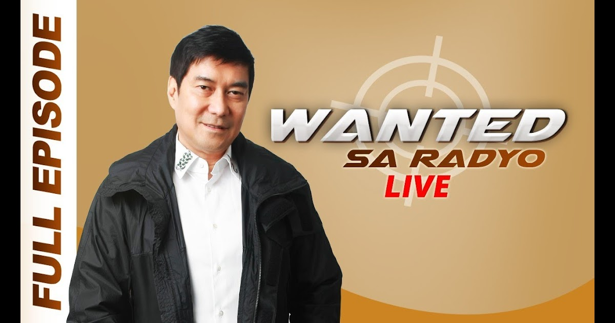 Wanted Sa Radyo Full Episode September 19 2018 Other Words For Includes24