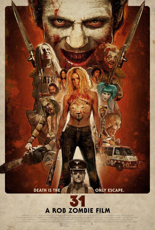 Risultati immagini per 31 zombie poster