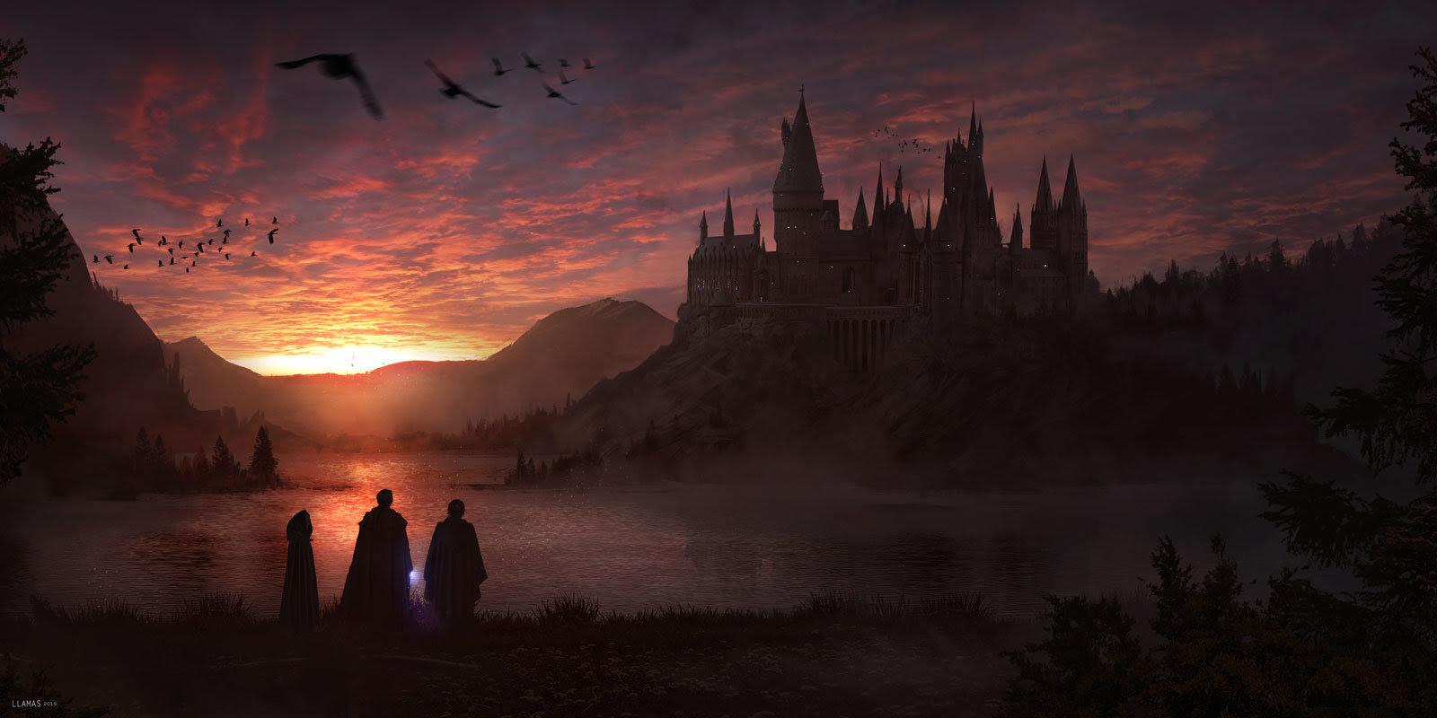 Resultado de imagem para hogwarts wallpaper