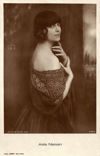 Asta Nielsen