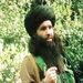A Pakistani journalist watched a video of Mullah Fazlullah in Peshawar in 2010.
