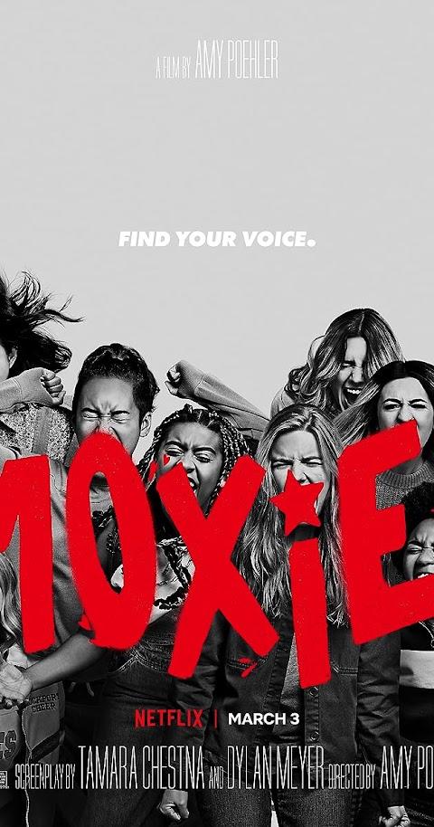 Moxie(2021) 480p 720p  WebRip Dual Audio (Hindi+English) | Netfix Film
