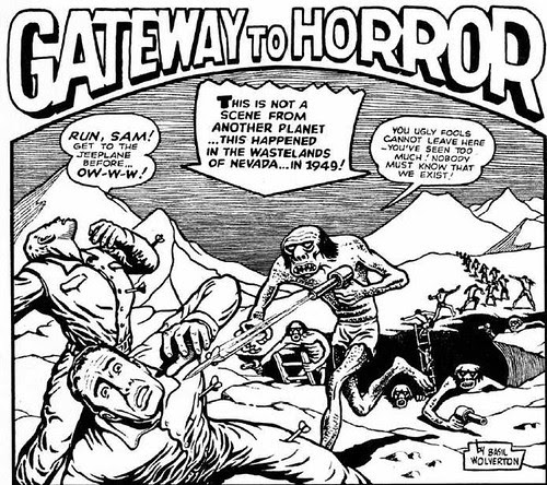 gateway to horror
