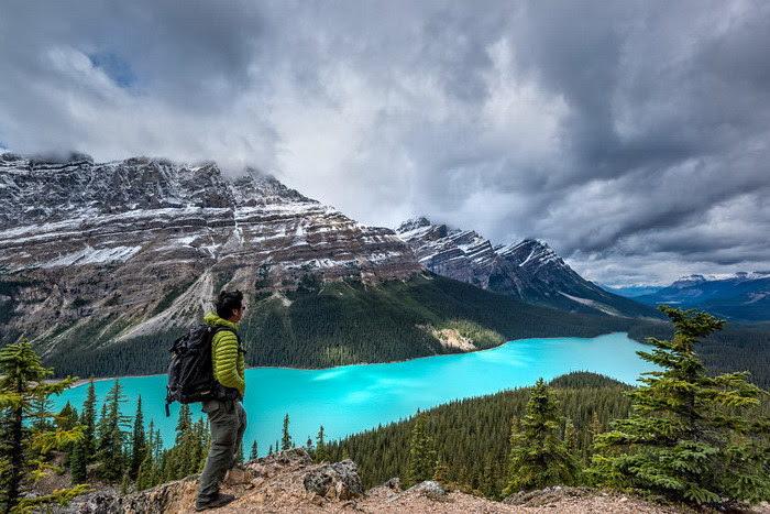 Заповедники Канады в фотографиях Jimmy Dau