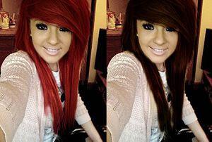 Rotebraune Haare It Is Marvelous