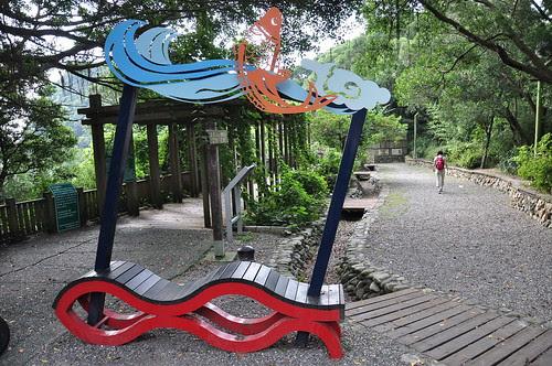 鯉魚山步道