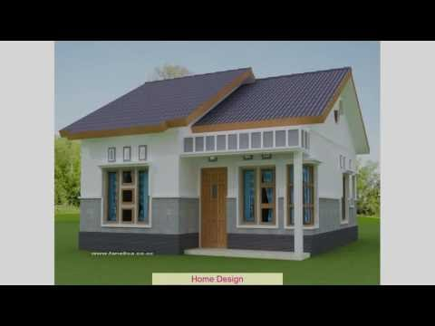 Konsep Desain Rumah Sangat Sederhana, Video desain rumah ...