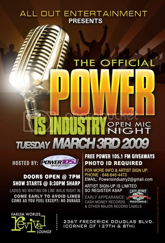 Power 105 and Feel-X