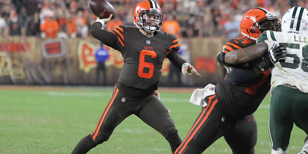 Google News - Baker Mayfield named Browns starting QB - Overview ee818e75a