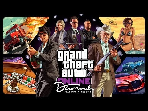 GTA On-line and NBA 2K are turning into social on line casino video games