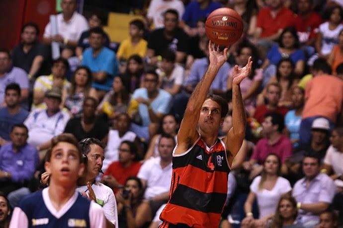Marcelinho, Jogo das estrelas, NBB, basquete (Foto: LNB / Fotojump)