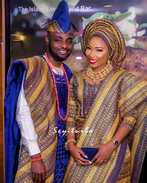 Aso Oke Lookbook: Latest Designs, Styles and Color of