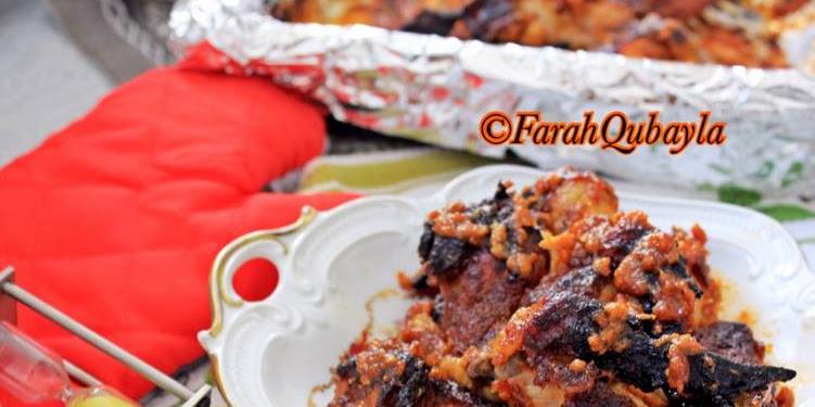 Resep Ayam Panggang Piri Piri Oleh Farah Qubayla