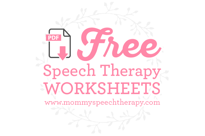 Initial L Words Speech Therapy
